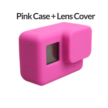 GoPro Silicone Case & Lens Cover