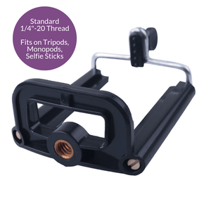 Smartphone Tripod Mount Adapter