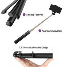 Bluetooth Selfie Stick / Mini Tripod