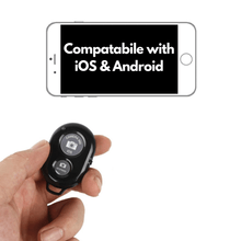 Camera Shutter Remote Control For Smartphones & Tablets