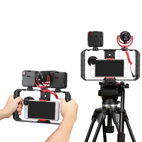 Smartphone Video Rig / Filmmaking Stabilizer