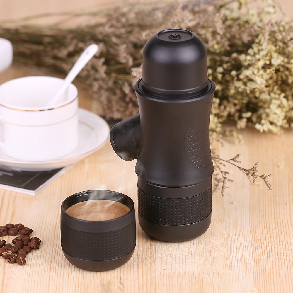 EspressoTown Mini Portable Coffee Maker - EspressoTown