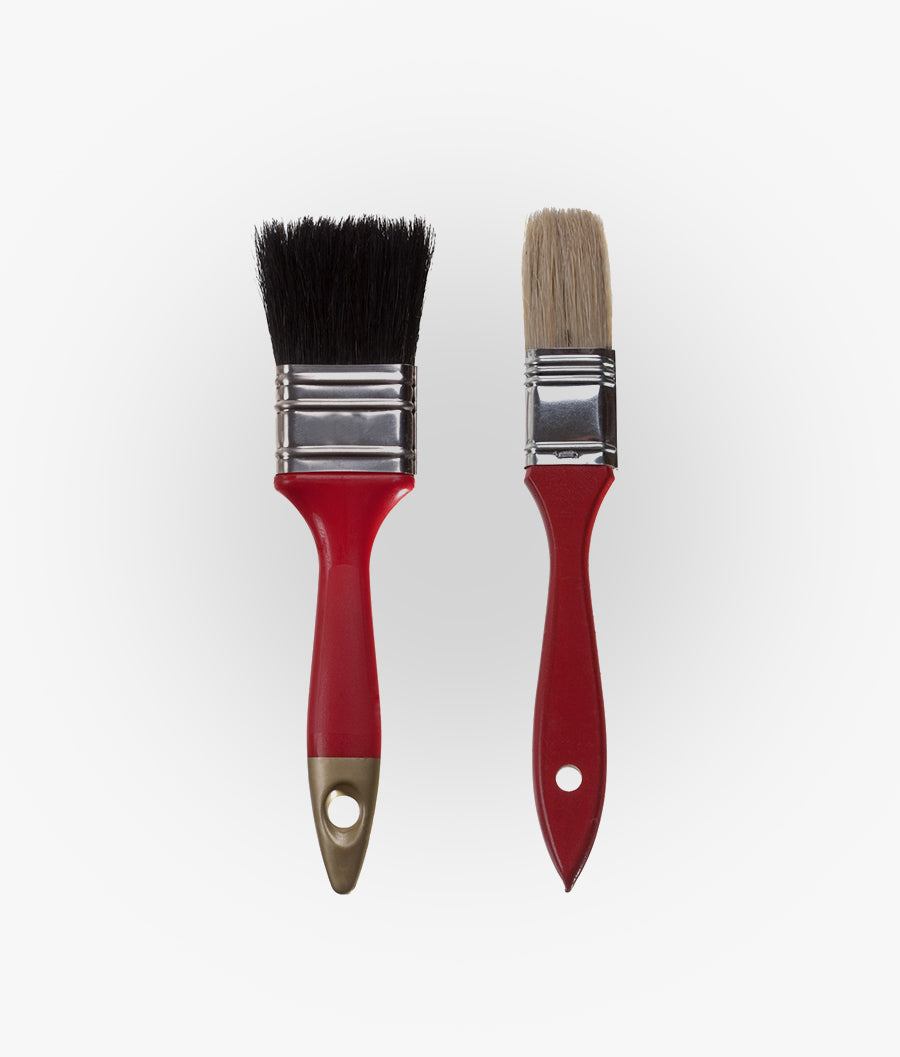 A pair of brushes