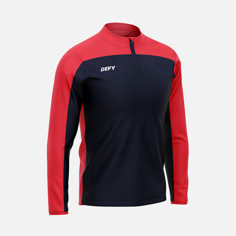 GAA ZIP TOPS