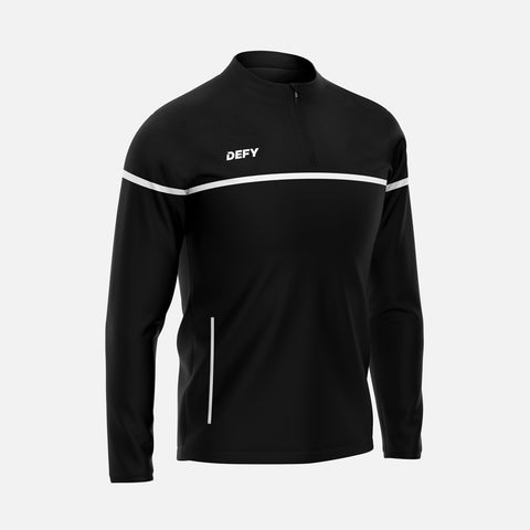 RUGBY ZIP TOPS
