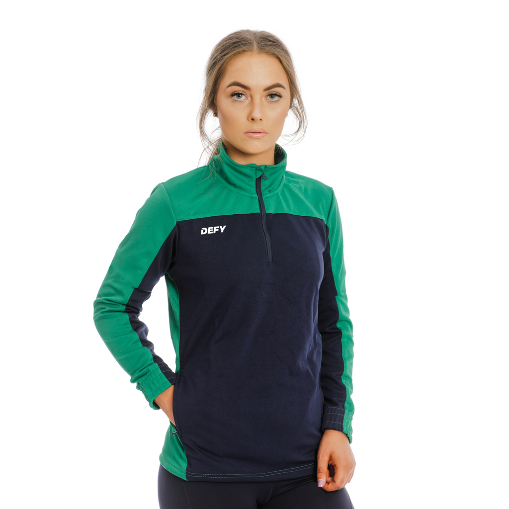 Ladies Defender Quarter Zip