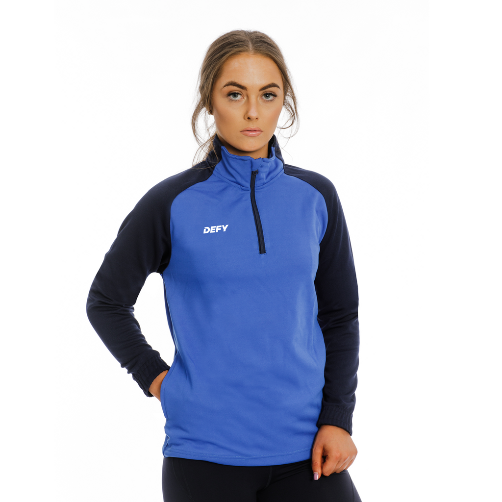 Ladies Origin Quarter Zip