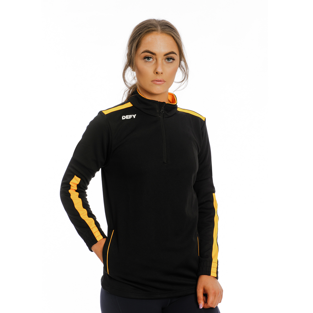 Ladies Slide Quarter Zip