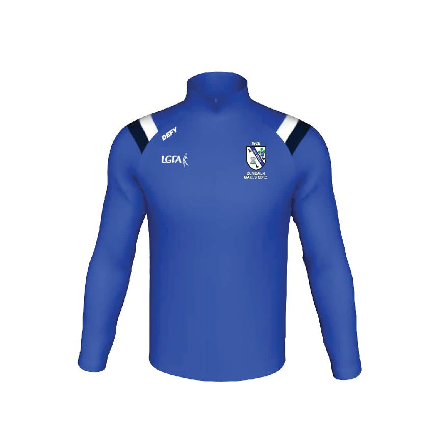 Mens/Ladies Dual 1/4 Zip Top
