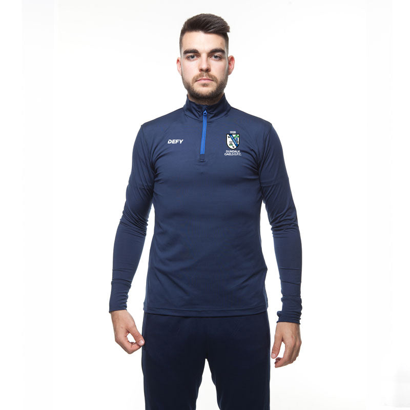 Mens Flex Training Quarter Zip