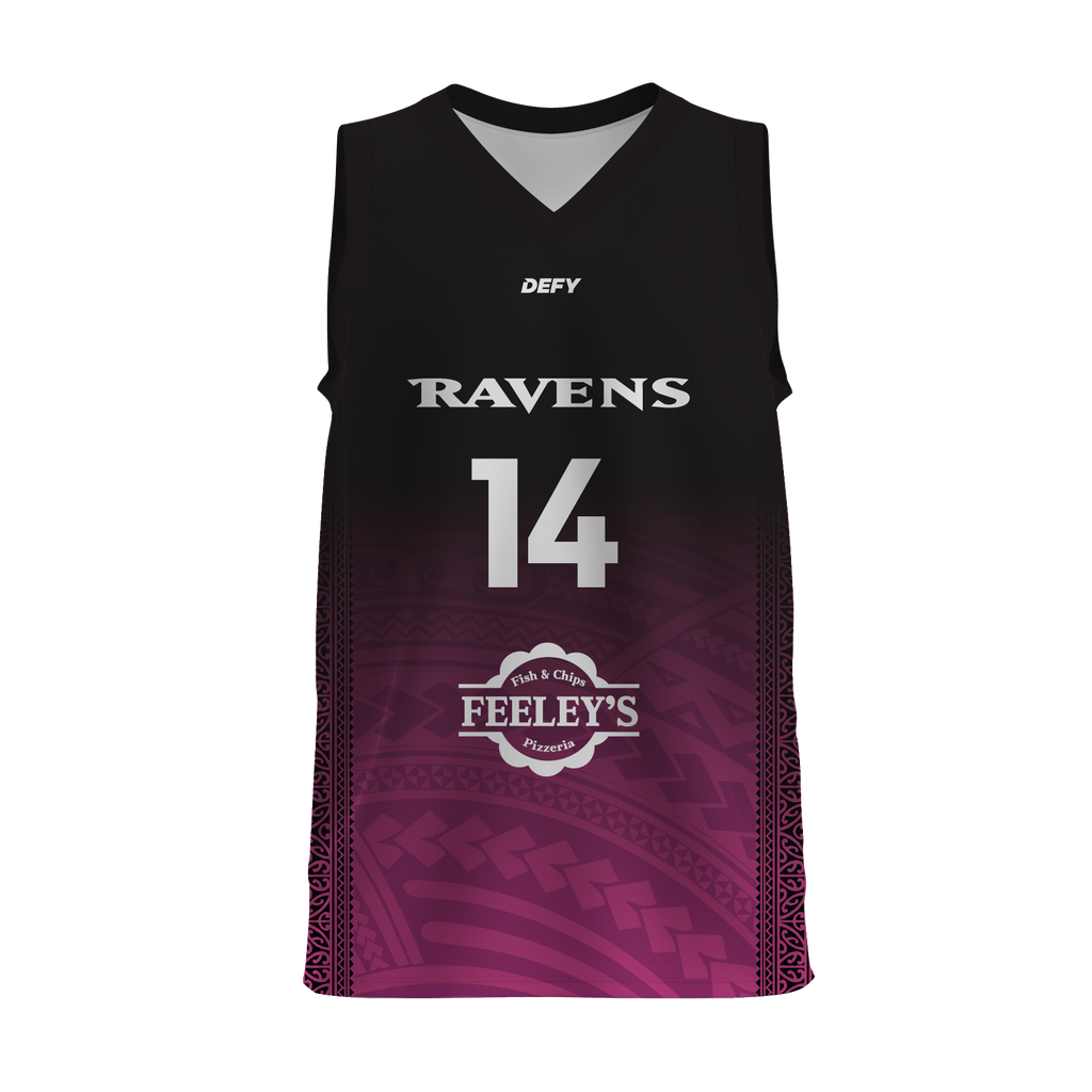 Dundalk Ravens Ladies Jersey