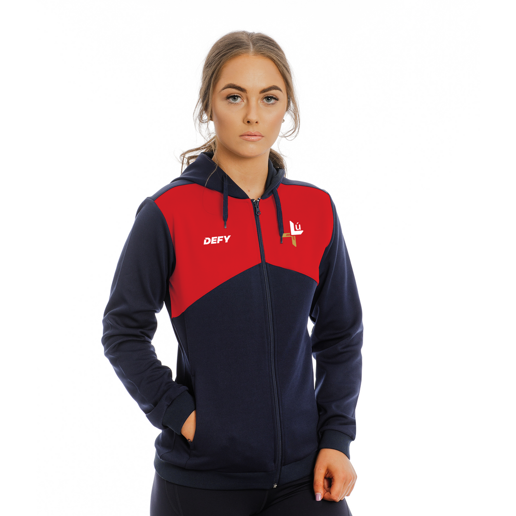 Louth LGFA Rival Full Zip Hoody