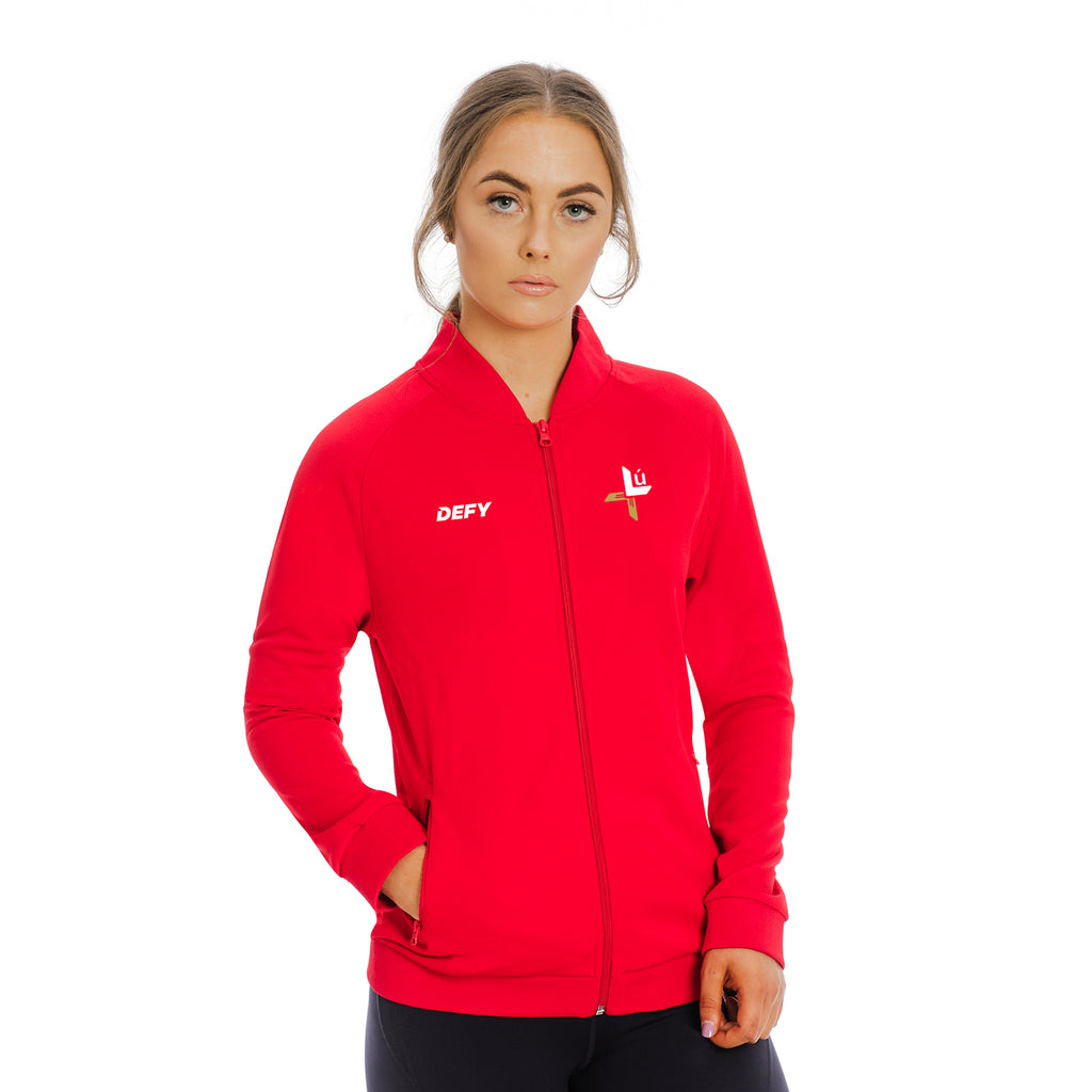 Louth LGFA Glory Full Zip