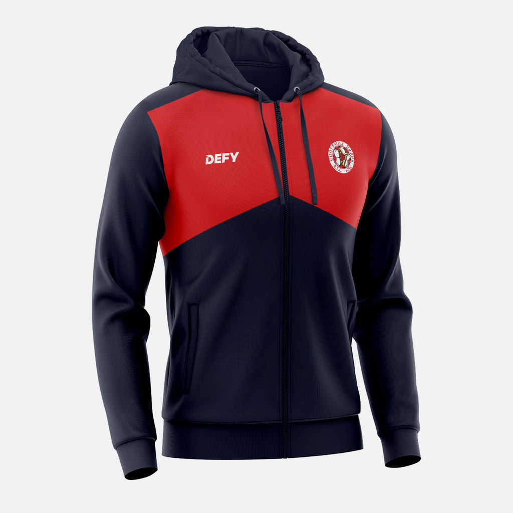 Cootehill Harps Rival Hoody Full Zip Top - Adults Only