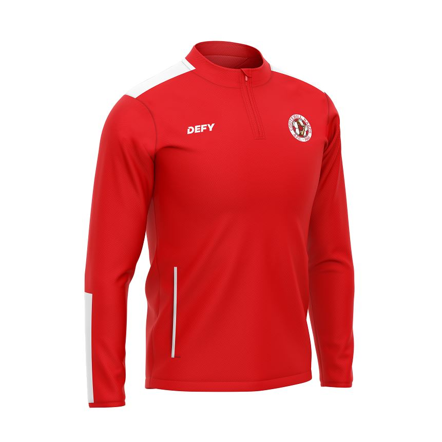 Cootehill Harps Slide 1/4 Zip Top