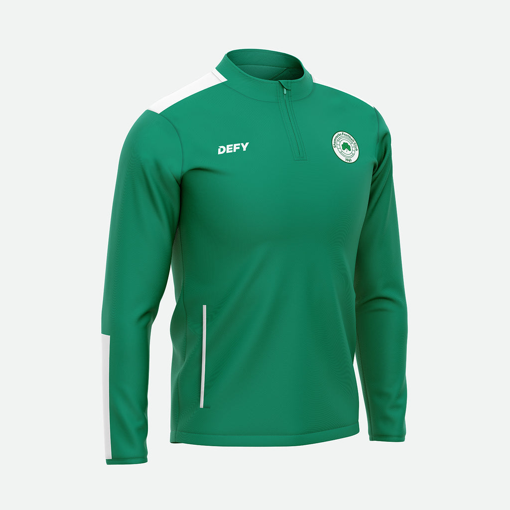 Shamrocks FC Slide 1/4 Zip Top