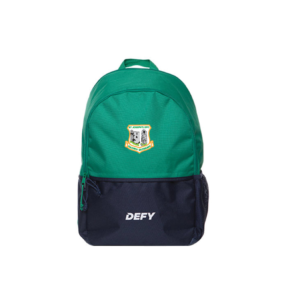 St Joseph's GFC Back Pack