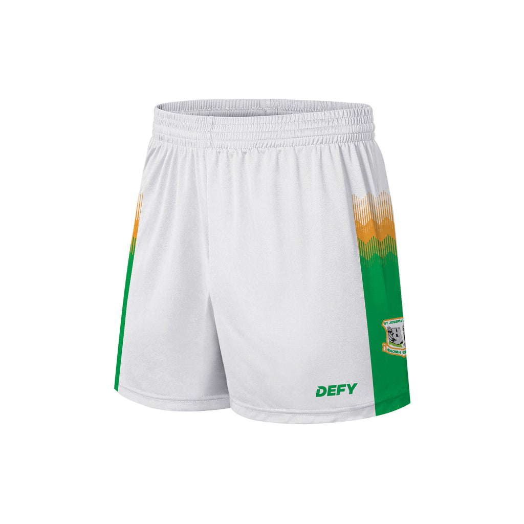 St Joseph's GFC White Short Adults