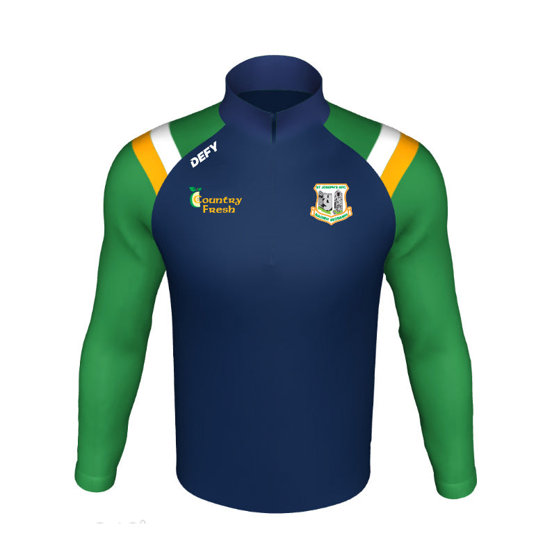 St Joseph's GFC Dual 1/4 Zip Top Kids