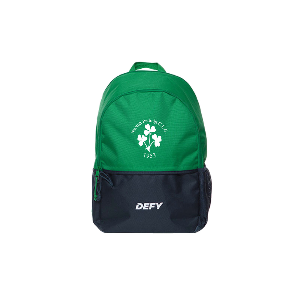 St Pat's CLG Back Pack