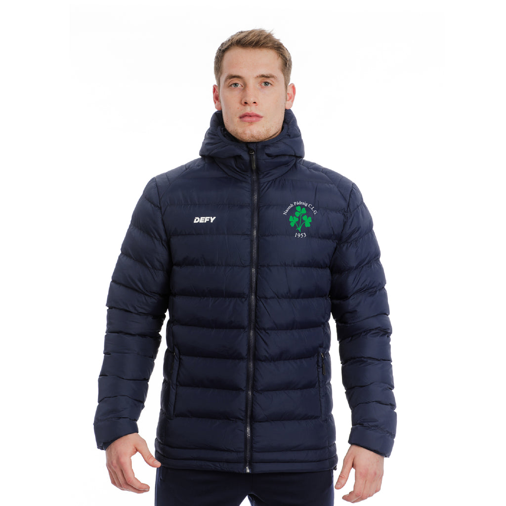 St Pat's CLG Puffer Jacket Kids & Adults