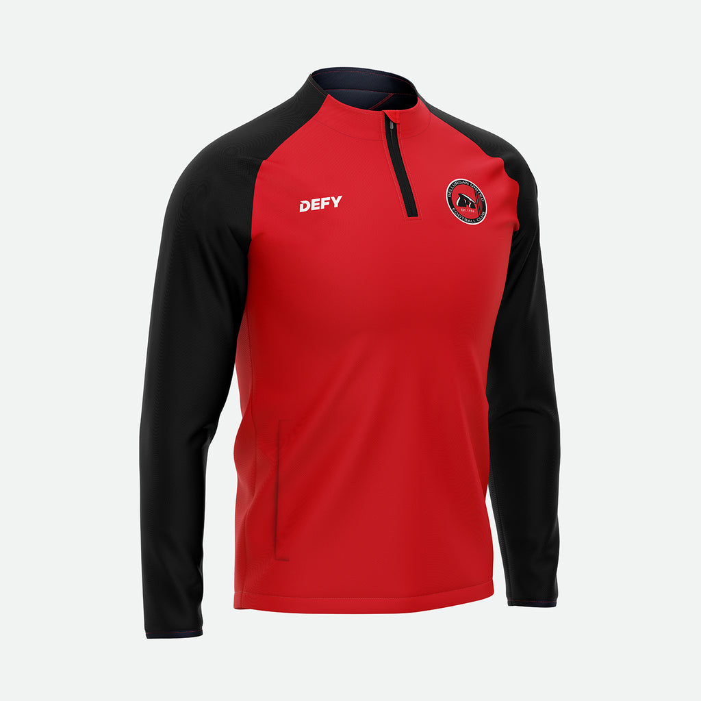 Bellurgan Utd Origin 1/4 Zip Top