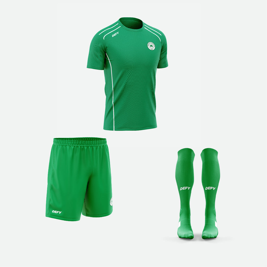 Shamrocks FC Training Kit