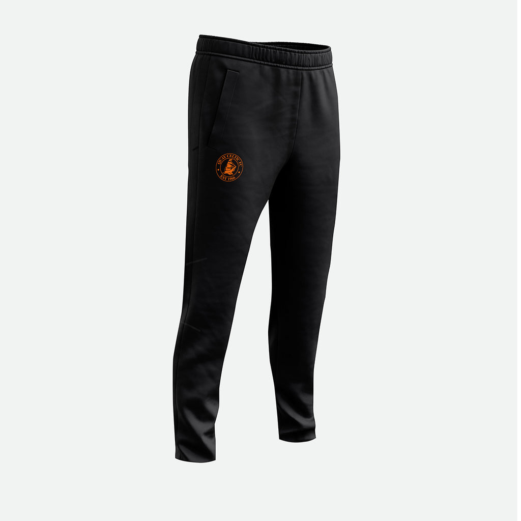 Quay Celtic Skinny Pants - Orange Crest