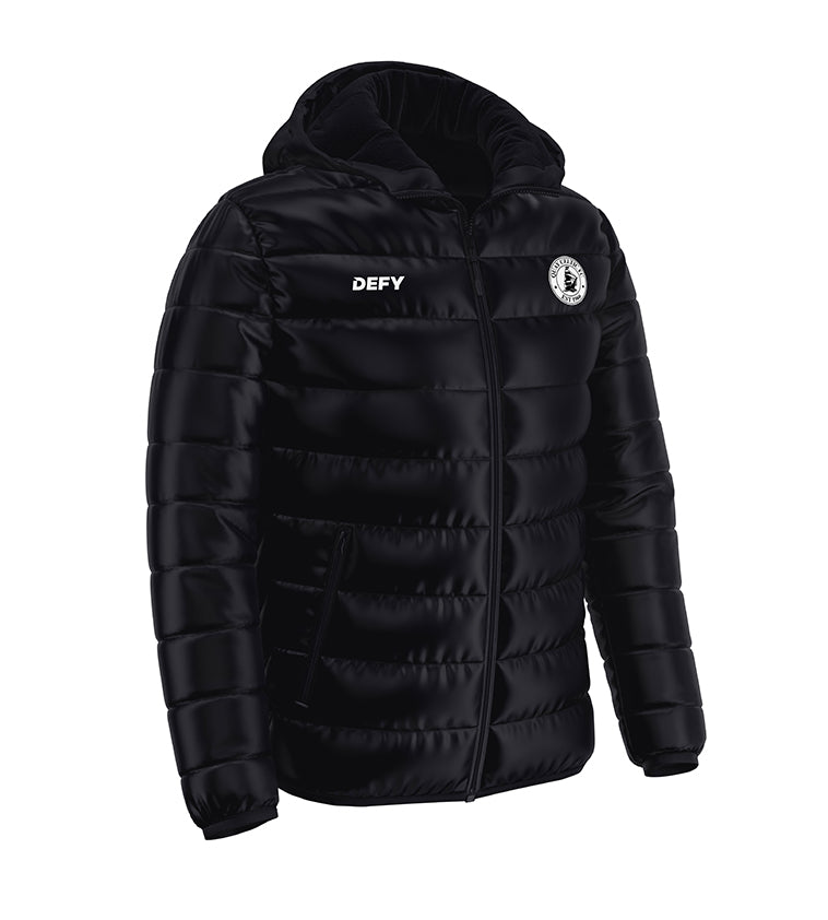 Quay Celtic Puffer Jacket