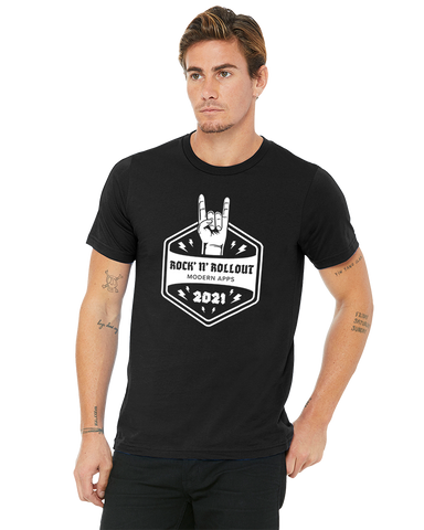Rock' n' Rollout Modern Apps Tee (Standard Fit)