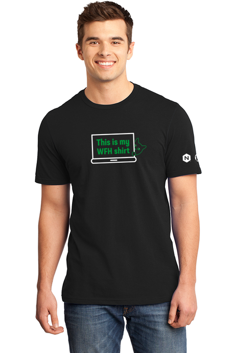 NGINX WFH Tee (Standard Fit)