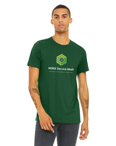 No one wants a service mess! Standard Fit Tee