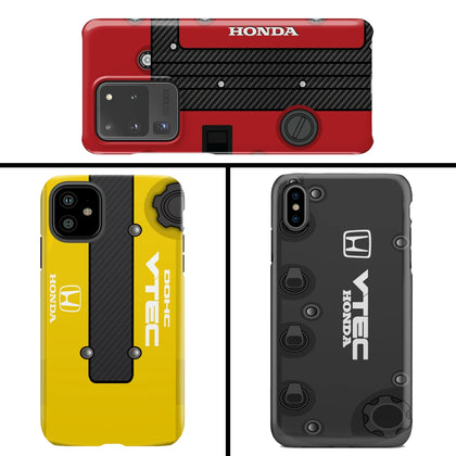 Honda Engine Phone Case