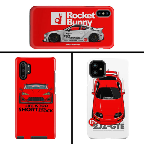 Toyota Phone Case