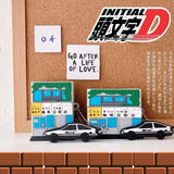 Initial D Store front Airpods Protective Case