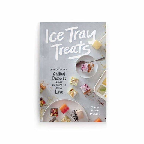 Book | Ice Tray Treats | W&p - Book - Book - Frozen Dessert Recipes - Ice Tray Treats - Treat Recipe Book - W&p