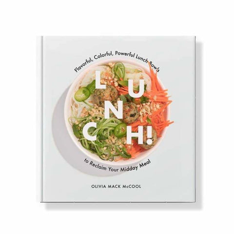 Book | Lunch | W&p - Book - Book - Gift Ideas - Lunch Recipe Book - W&p
