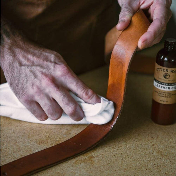 Flannel Buffing Cloth | Otter Wax - Leather Goods and Care - Buffing Cloth - Leather - Leather Care - Leather Goods - Otter Wax