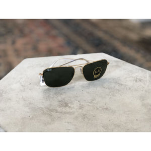 Sunglasses | Caravan Arista w/ Crystal Green | Ray-Ban - SUNGLASSES - ACCESSORIES Ray-Ban Ray-Ban 3136 Ray-Ban Caravan Ray-Ban Sunglasses