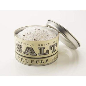 Truffle Sea Salt | Beautiful Briny Sea - Pantry and Bar - Beautiful Briny Sea - Condiments - Pantry - Salt - Truffle Sea Salt