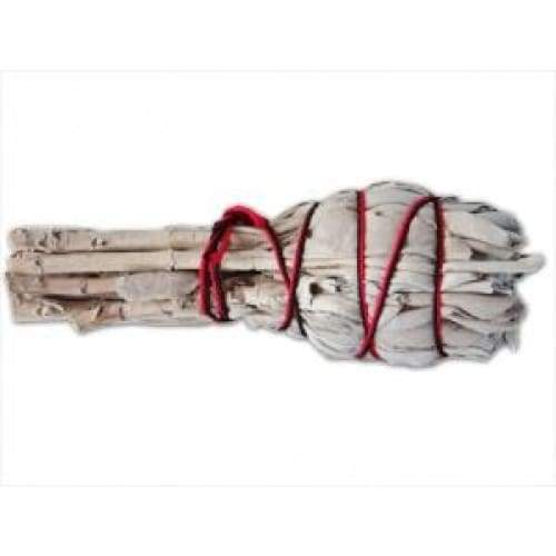 White Sage Smudge Stick | Taos Herb Co. - Incense Smudge and Crystals - Incense - Large - Sage - Small - Smudge