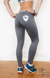 Legging gris fitness