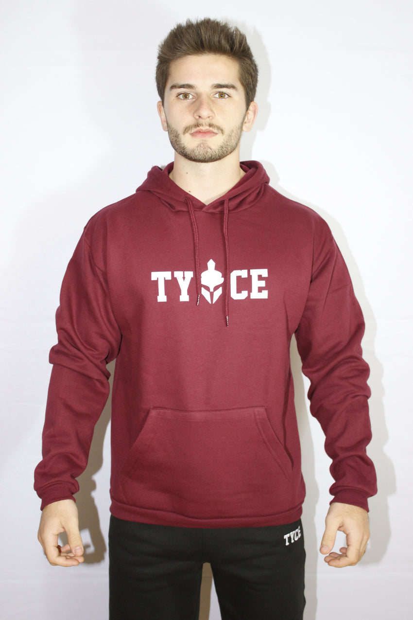 Sweat sport bordeaux