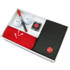 Three-tee Golfing Gift Set - golfprizes
