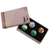 Art of Golf Ball Markers in Presentation Sleeve - golfprizes