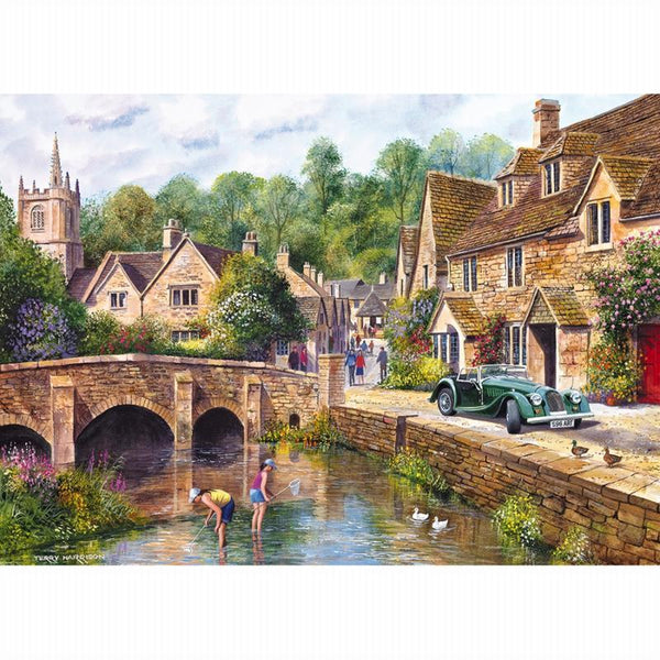 Castle Combe Jigsaw - golfprizes