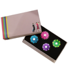 Sparkly Ball Markers in Presentation sleeve - golfprizes