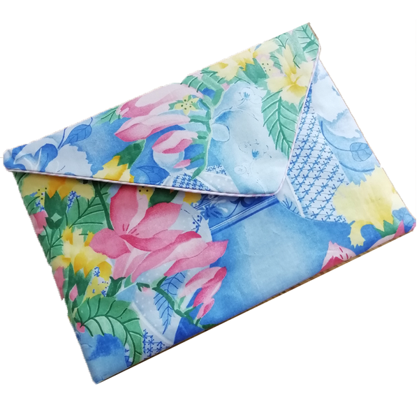 Summer Flower Tablet Sleeve - golfprizes