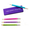 Away Day Pen and Pencils Gift Bag - golfprizes