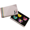 Sparkly Butterfly Ball Markers in Presentation Sleeve - golfprizes